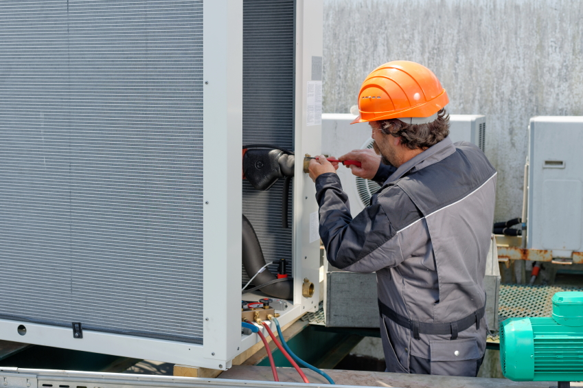 Commercial AC Repair Detroit MI