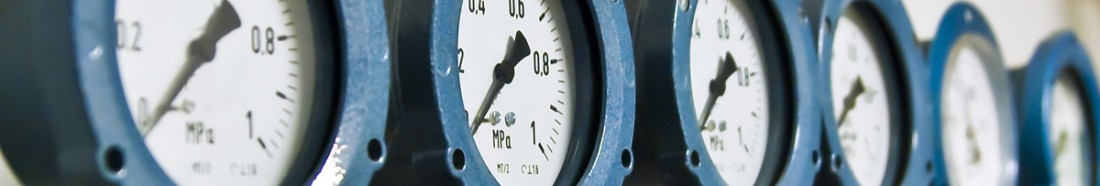 Boiler Service Midland MI - CSD-1 Boiler Testing - Pro-Tech Mechanical Services - gauges